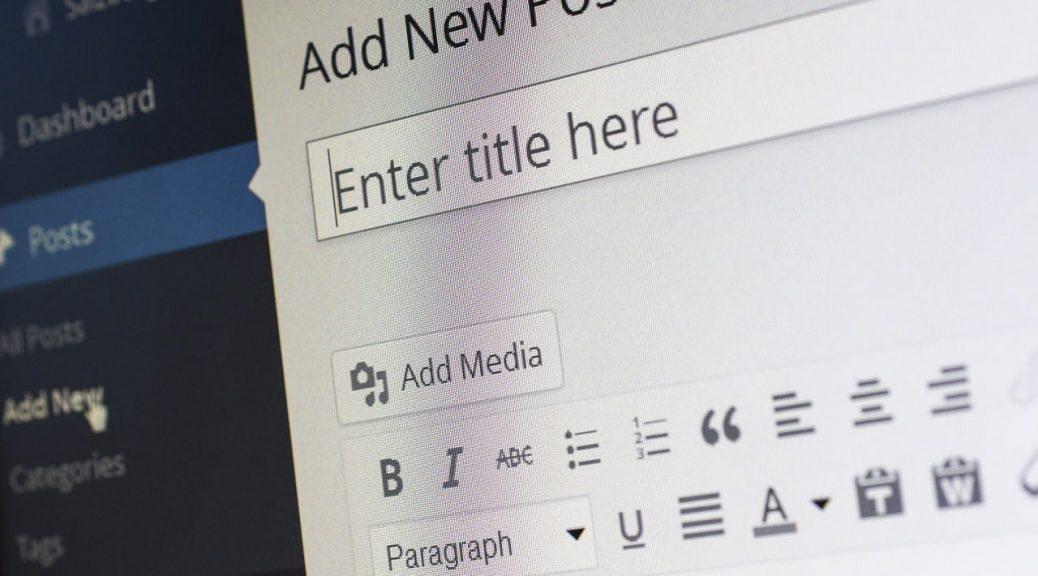 wordpress specialist inschakelen 3 redenen